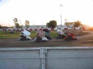 tulare kart racing
