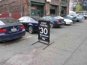 Parking safeco field $30
