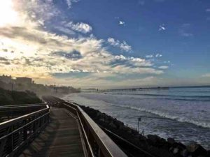 San clemente powerwalk trail