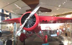smithsonian airplane