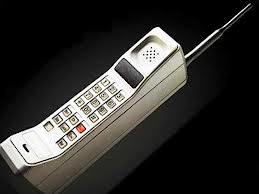 vintage cell phone