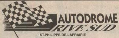 Autodrome Rive Sud