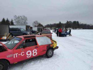 IIRA ice racing