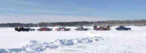 akeley ice racers