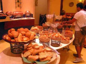 Have you ever seen such a collection of pastries.