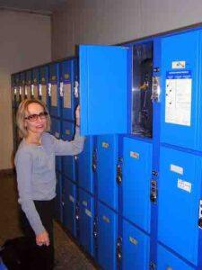 carol madrid spain lockers