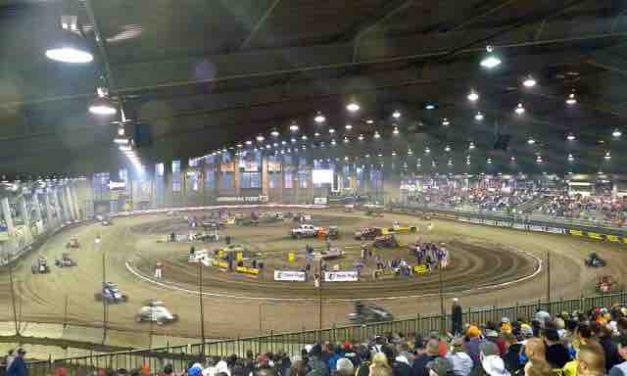 Tulsa Expo Raceway (Chili Bowl 1995, 2011, 2019)