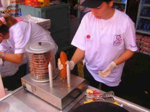 hot dog maker morocco