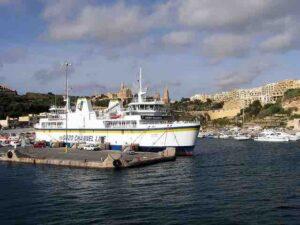 malta gogo ferry