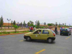 marrakesh taxi