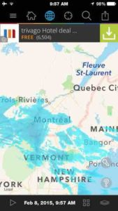 montreal forecast weather