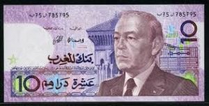 morocco currency