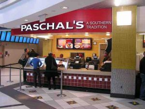 We had lunch in the Atlanta airport. I can highly recommend Paschal's.