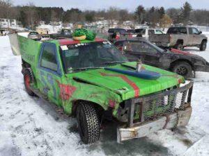 wapogasset ice racer