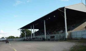 county fair covered grandstand bucyrus
