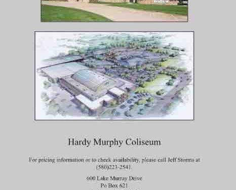 Hardy Murphy Coliseum