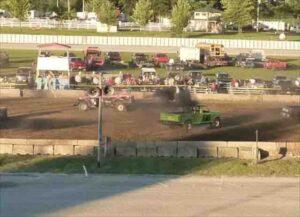 pickup truck f8 racing
