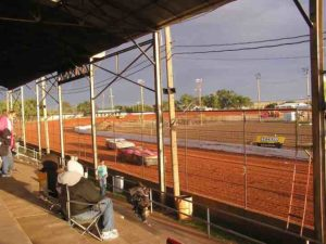 Get R Done front stretch