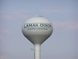 lamar sign from water tower
