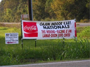 lamar signage