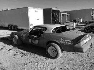 longdale b&W racer