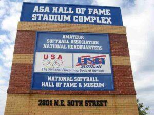 softball hall of fame