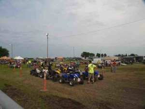 Adair County fairgrounds atv