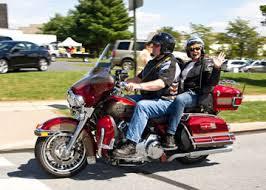 big motorcyle riders
