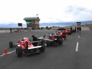 miller open wheel racers