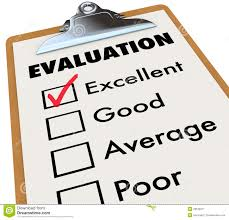 review evaluation