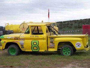 wild bill's raceway truck