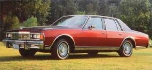 1978 chevy impala image