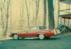 1980 Cadillac Sedan de Ville