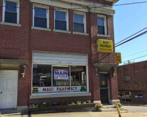 Main Pharmacy Masontown WV