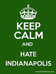 indianapolis keep calm