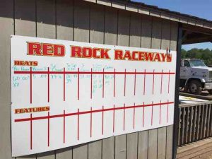 red rock pit board