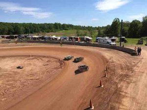 red rock raceways turn one