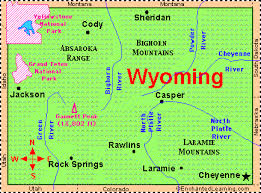 wyoming map 39