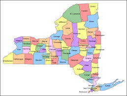 new york map 4