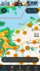 oswego weather radar