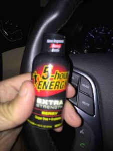 5-hour energy 99