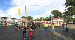 champaign county fair fans