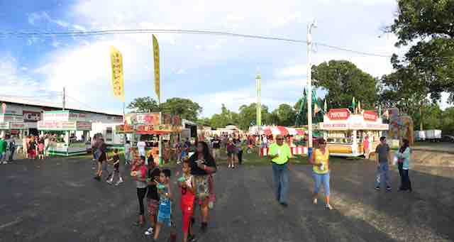 Champaign County Fairgrounds – Oval