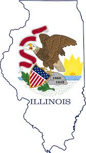 illinois map 39