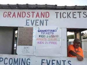 kanabec ticket sign