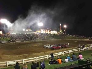 Owen County Fairgrounds racing