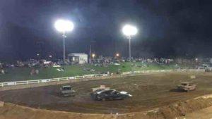 circle track racing owen county
