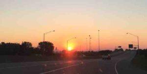 sunrise 9599