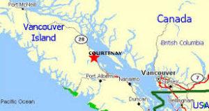 Courtenay, British Columbia, Canada