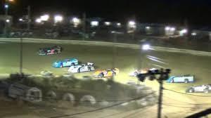 beckley motor speedway racing action